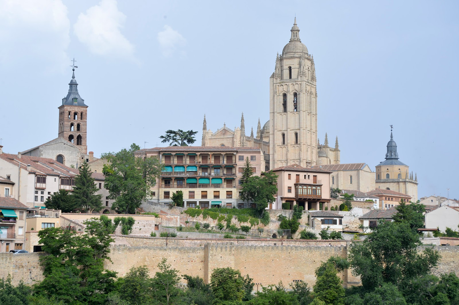 segovia spain travel guide weekend san millan cathedral old town Unesco World Heritage