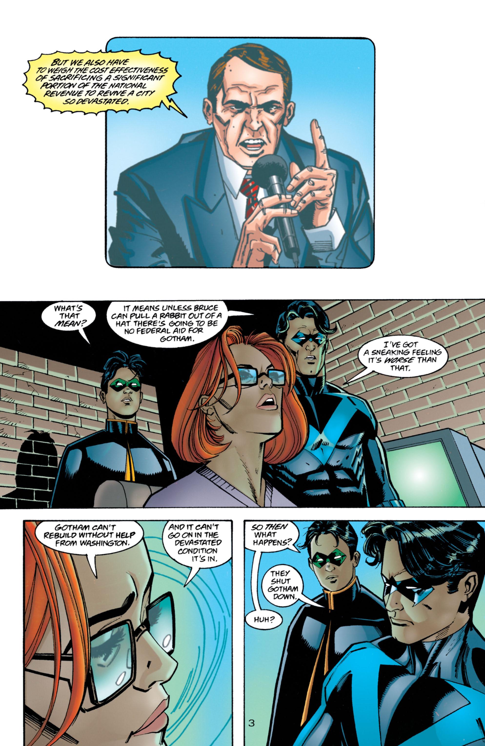 Detective Comics (1937) 727 Page 3