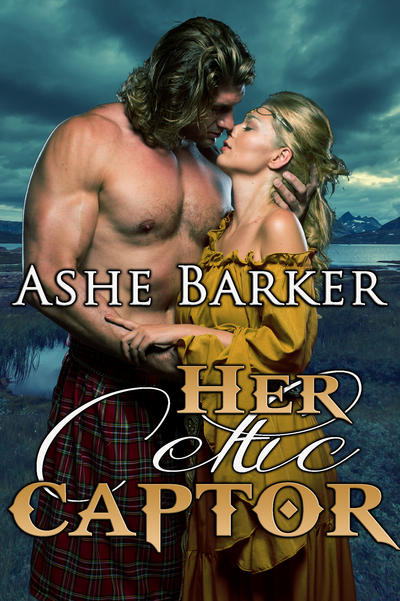 Her Celtic Captor cover
