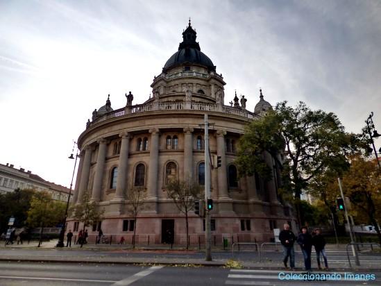 Budapest: basílica de San Esteban