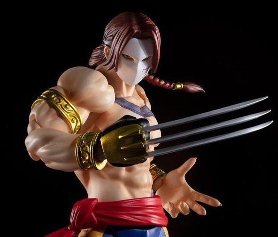 """S.H.Figuarts Balrog / Vega de """"Street Fighter V"""" - Tamashii Nations"""