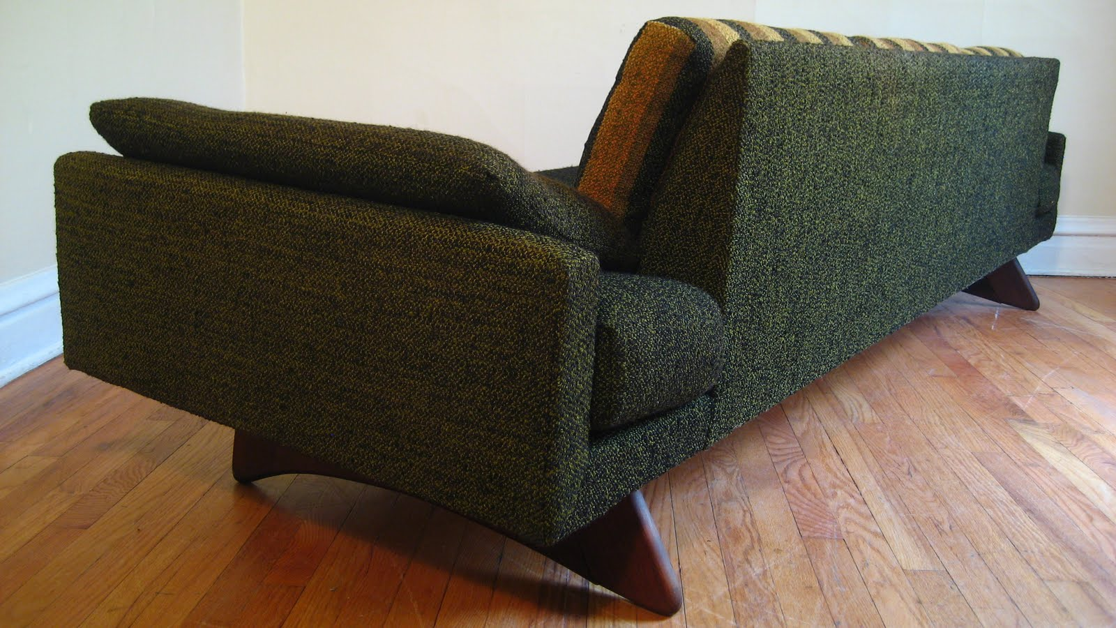 Pattern For Loose Sofa Cover 1 Piece Slipcover Flatout Design Adrian Pearsall Craft Associates