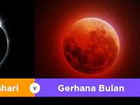 MUI Medan Ajak Ummat Sholat Gerhana Bulan