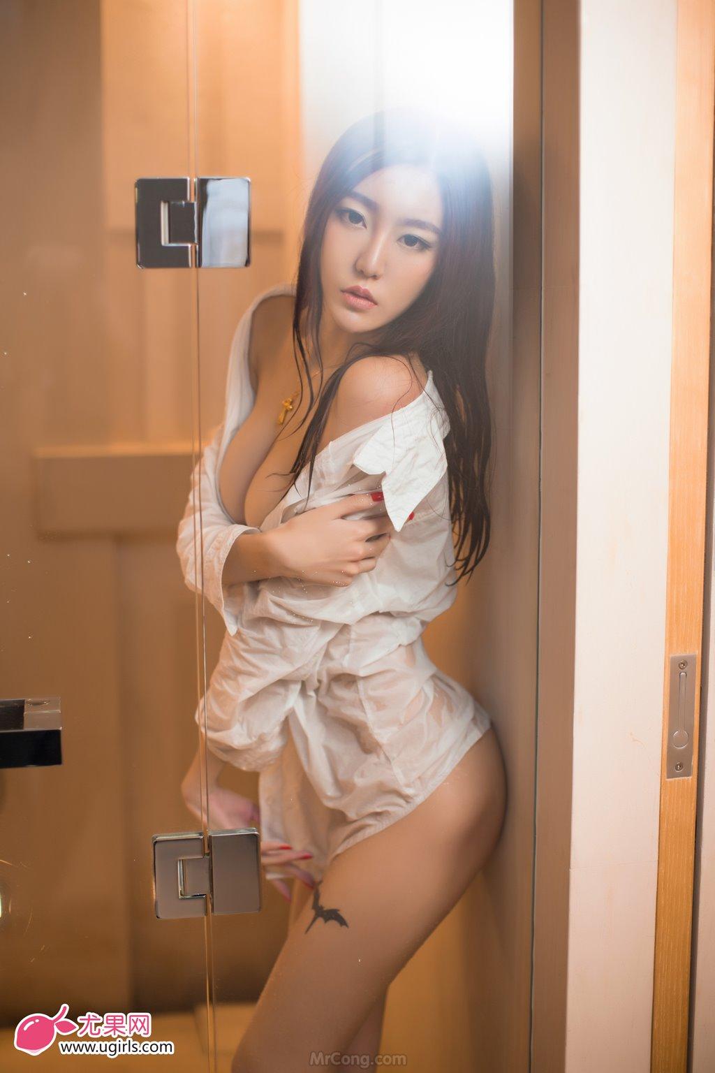 Người đẹp Guo Wan Qi (郭婉祈) gợi cảm trong bộ ảnh UGIRLS 026
