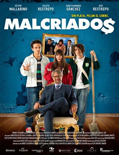 Ver Malcriados (2016) Online