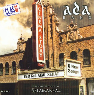 Download Lagu FULL ALBUM Ada Band - Album Cinema Story (Ost Film Selamanya)