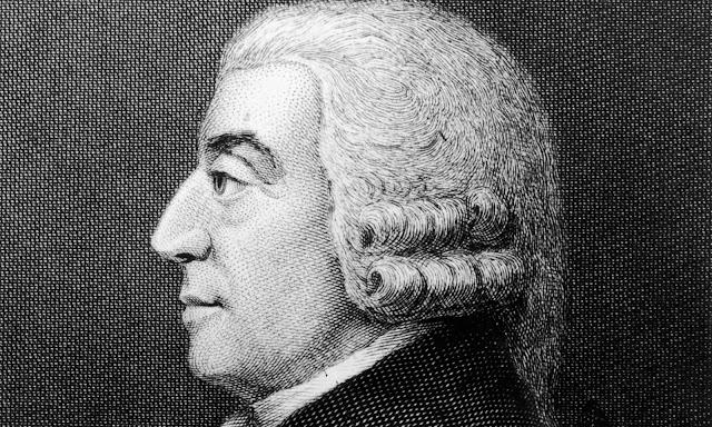 Adam Smith e a Mão Invisível