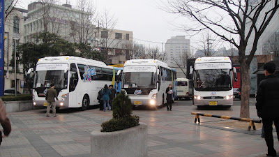 Sistem Transportasi Wisatawan di Korea Selatan