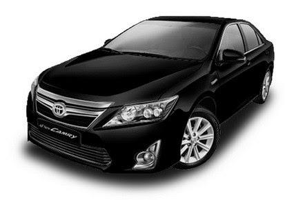 ALL NEW CAMRY HYBRID 2.5 V Attitude Black Mika Mobil Hybrid Terbaik Indonesia