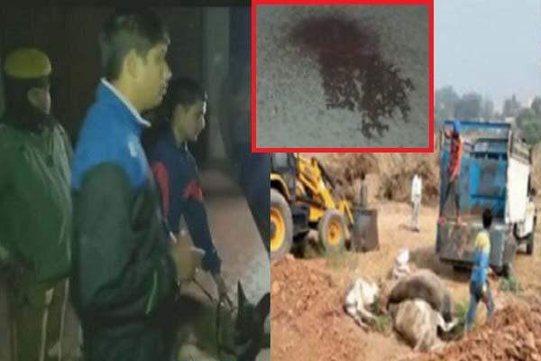 गौतस्करों के खिलाफ राजस्थान पुलिस का जोरदार एक्शन, 1 गौतस्कर को गोली से उड़ाया