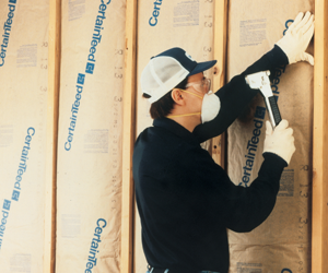 Interior Wall Insulation - Delmarva Insulation