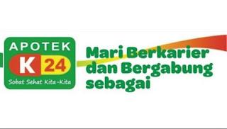 Lowongan Kerja Asisten Apoteker di K-24 Villa Mutiara Bekasi