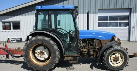 New Holland Agriculture Manual PDF: New Holland TN65F, TN70F, TN75F