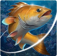 Download Fishing Hook V2.1.4 (Kail Pancing) Mod Unlimited Money