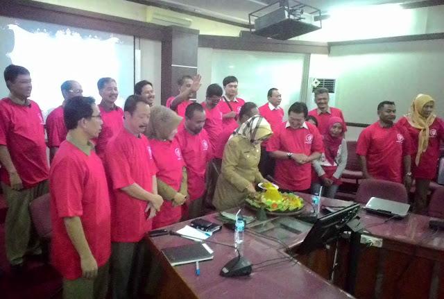 Brifing Staf dan Sosialisasi Penanggulangan HIV/AIDS di Subang