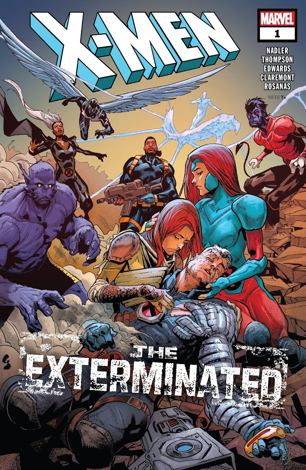 X-Men: The Exterminated issue Full - Page 1