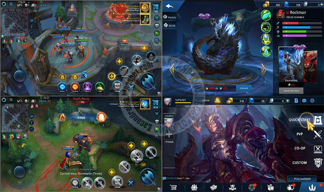 Heroes Evolved Apk Latest Android