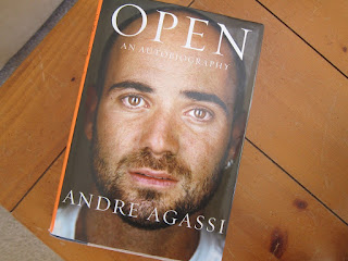 """Open"" by Andre Agassi"