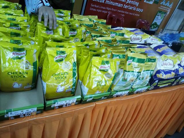 Chefmanship Akademi (CA) yang dekelolakan oleh Unilever Food Solutions (UFS)