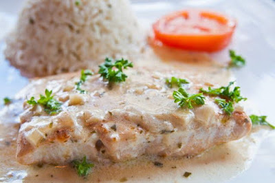 Hammour Kabsa Recipe