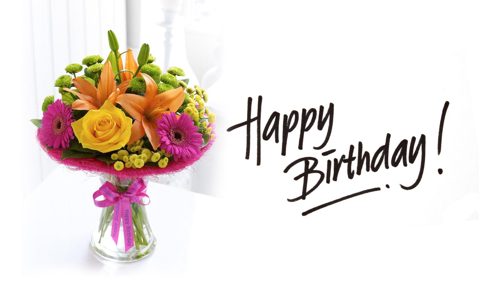 Happy birthday wishes images flowers shareimages happy birthday animation ecards share free greeting postcards images izmirmasajfo
