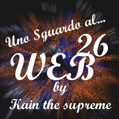Uno sguardo al #web N° 26