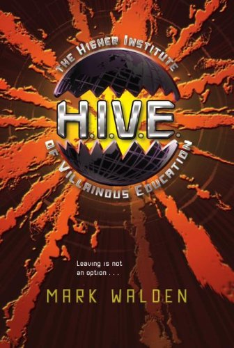 Good Books and the Random Movie: H.I.V.E (HIVE #1)