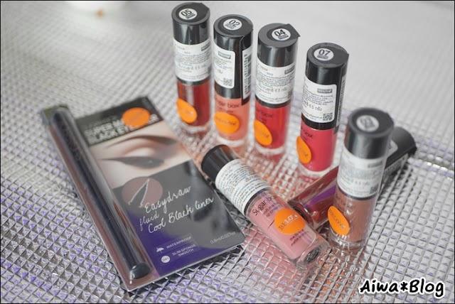 :: รีวิวลิปแมต 7 สี Sugar Box Makeup 7 Days 7 Looks by BELOV ::