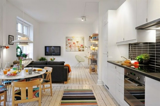 20 Ideas For Designing A Small Studio Apartment
