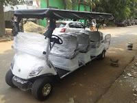 jual mobil golf baru dan bekas/second lapangan golf