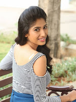 Roshini Prakash Shoot-cover-photo