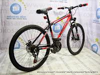 Sepeda Gunung Exotic ET2699 Disc Rangka Aloi 21 Speed 26 Inci