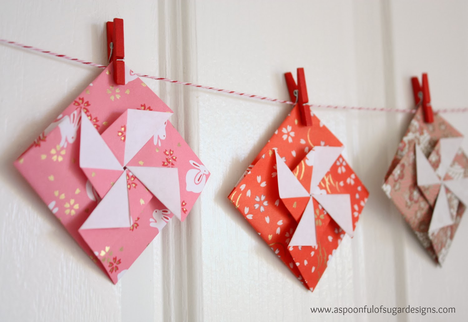 How To Make An Origami Gift Box Easy