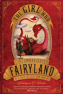 Giveaway: The Girl Who Circumnavigated Fairyland in a Ship of Her Own Making by Catherynne M. Valente