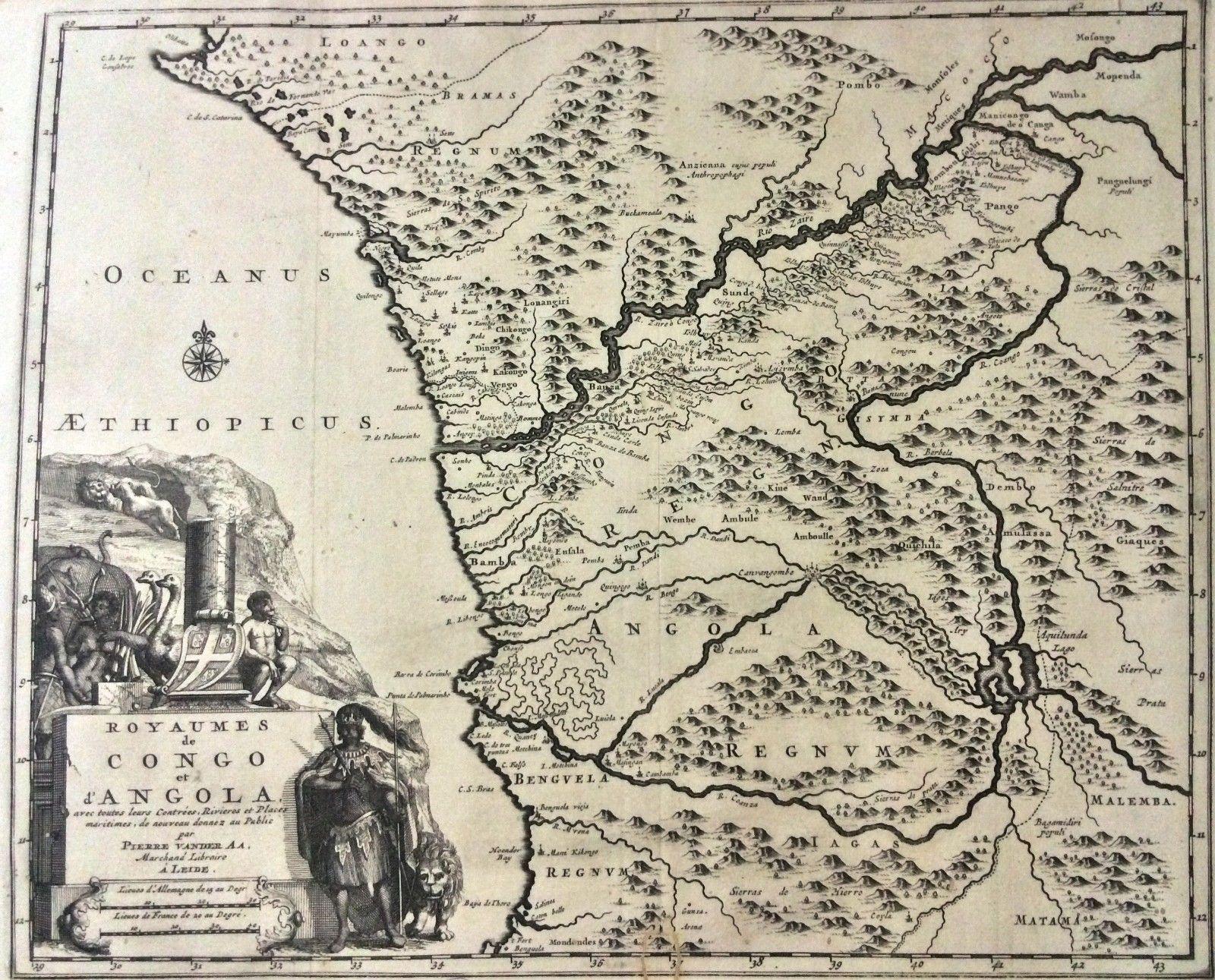 Kinshasa Then and Now Leopoldville 1881  Kinshasas Original