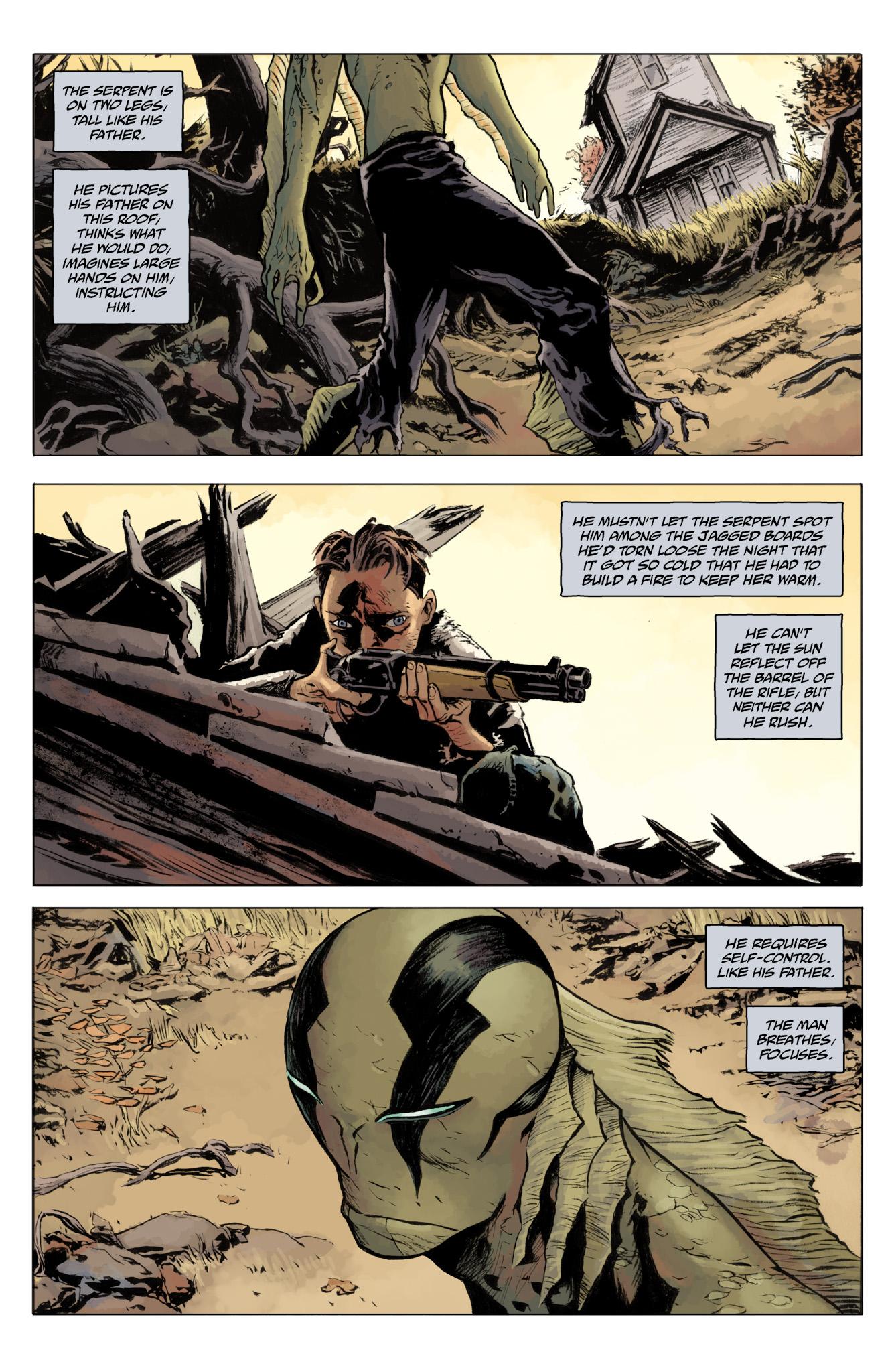 Read online Abe Sapien comic -  Issue #12 - 7