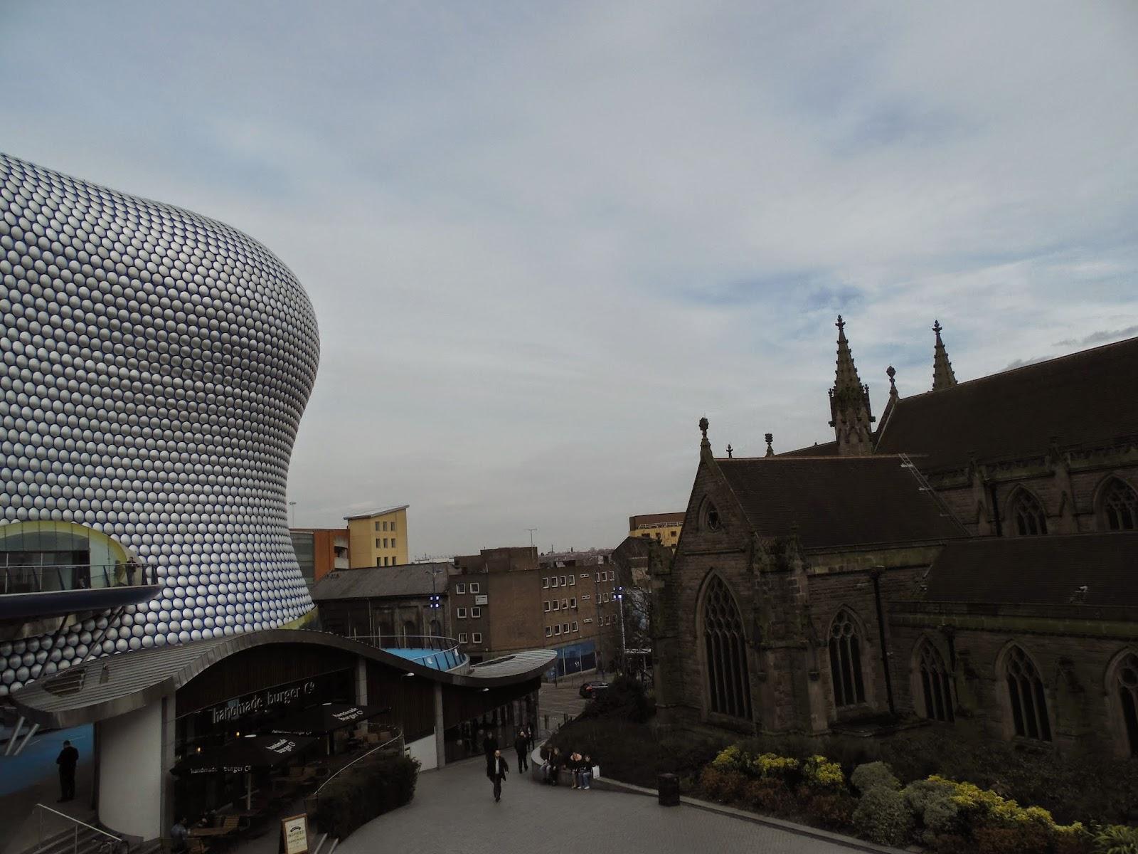 Un jour à Birmingham