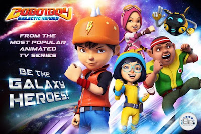 BoBoiBoy Galactic mod apk