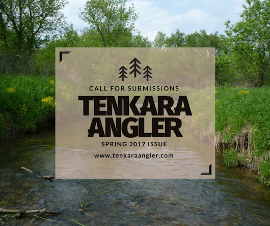 Tenkara Tuesday - 3 Quick Hits