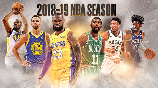 SHOW DESCRIPTION: The 2018–19 NBA season is the 73rd season of the National Basketball Association (NBA). The regular season began on October 16, 2018, and will end on April 10, […]