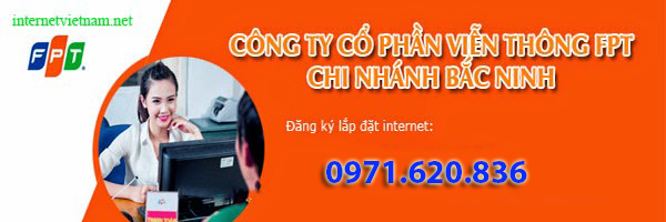 Lắp Mạng Internet FPT Phường Vân Dương