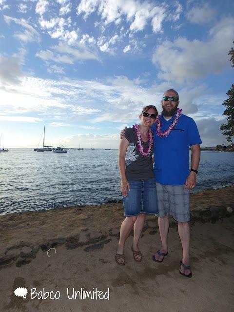 BabcoUnlimited.blogspot.com - Maui, Anniversary Trip, Beach Sunset