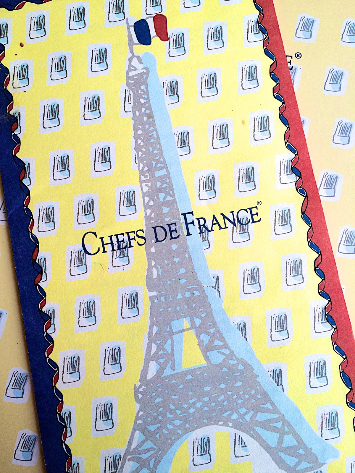Les Chefs De France - Epcot - Walt Disney World