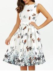 Kwiatowa sukienka/ ROSEGAL