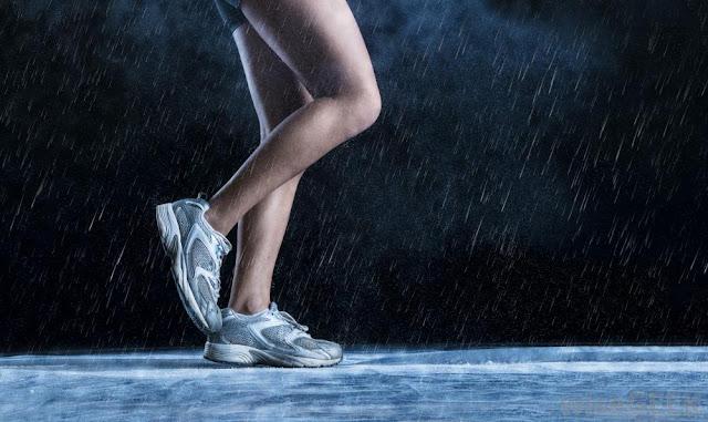 Biegacze i Foot Strike Hemolysis