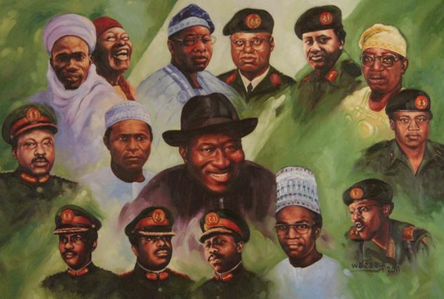 nigeria to buy 400million cars former presidents