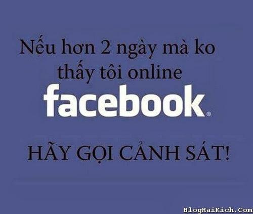 Những người cuồng Facebook