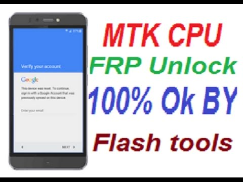 All MTK Frp Reset File Free - MOHAMMAD HUSSAIN FLASH FILE
