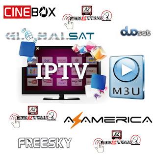 Resultado de imagem para NOVA LISTA IPTV FILMES AZAMERICA/CINEBOX/DUOSAT/FREESKY/GLOBALSAT M3U 20/11/2016