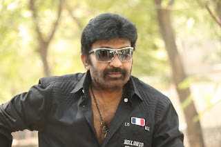 Rajasekhar as Villan in Rajamouli's RRR?